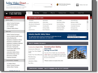 Safety Video Direct